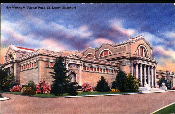 2 St. Louis Museum of Art