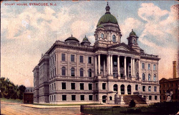 5 Onondaga County Courthouse, Syracuse, New York