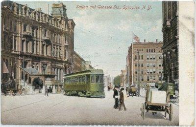 9d3 Salina & Genessee Streets