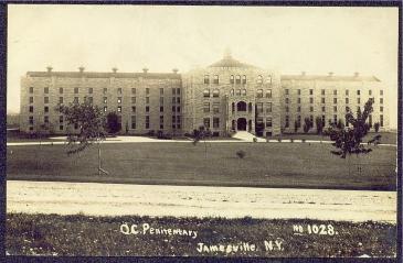 2 Onondaga County Penitentiary at Jamesville, NY