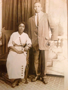 Leroy and Beatrice Trabue