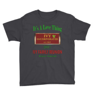 Ivy Family Reunion Youth Short Sleeve Tee